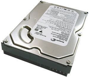 250 GB UltraATA 100 pro DELL PowerEdge, PowerApp a Intel SR